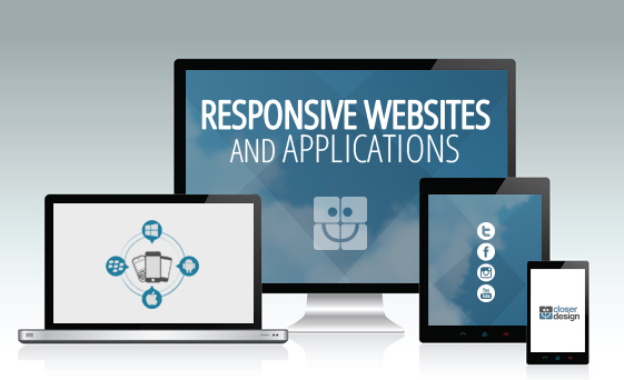 Responsive Websites and Applications